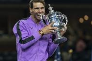 ABD Açıkta şampiyon Rafael Nadal