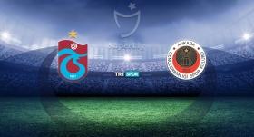Trabzonspor'un konuğu Gençlerbirliği