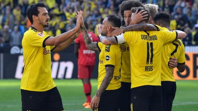 Dortmund - Leverkusen (Özet)