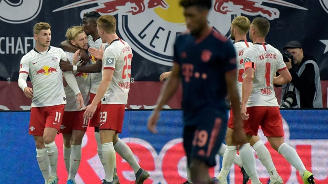Leipzig - Bayern Münih (Özet)