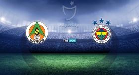 Fenerbahçe Alanya'ya konuk oluyor