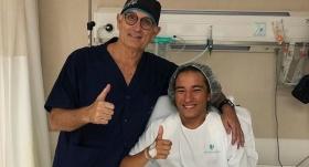 Milli motosikletçi Can Öncü ameliyat edildi