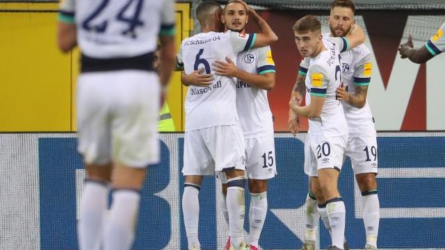 Paderborn - Schalke (Özet)