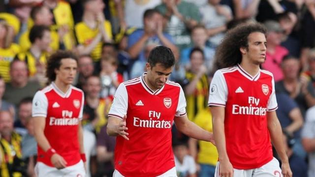Watford - Arsenal (Özet)