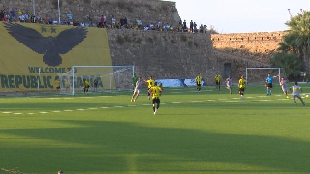 Mağusa Türk Gücü yeni sezona mağlubiyetle başladı