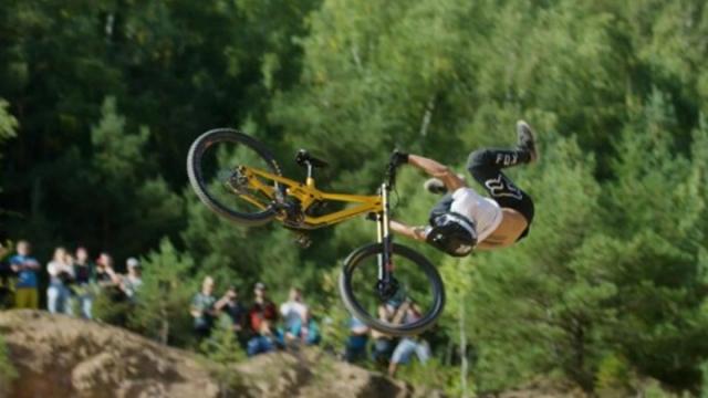 Dağ bisikletinin en iyileri Almanya'da buluştu