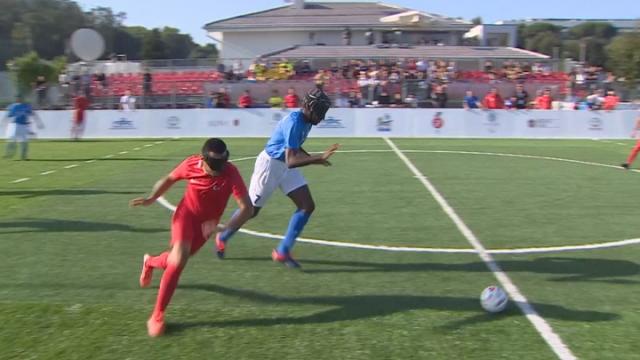 B1 Futbol Milli Takımı İtalya ile berabere kaldı