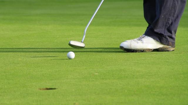İngiltere'de hızlı golf heyecanı yaşandı