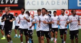 Beşiktaş'ın Bratislava maçı kadrosu açıklandı