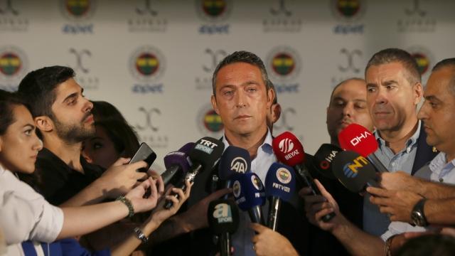 Ali Koç'tan kural hatası ve Terim açıklaması