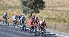 Yol Bisikleti Yarışları başladı
