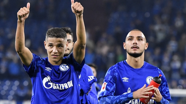Schalke - Mainz (Özet)