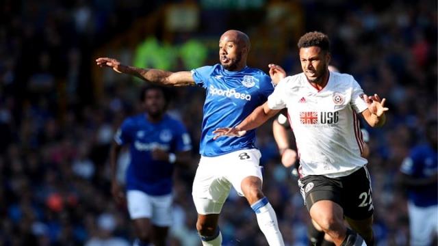 Everton - Sheffield United (Özet)