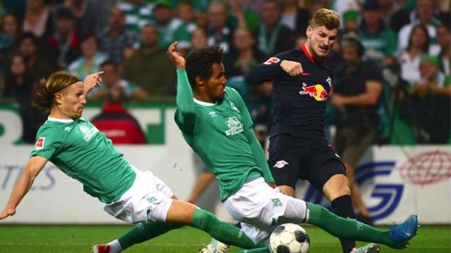 Werder Bremen - Leipzig (Özet)