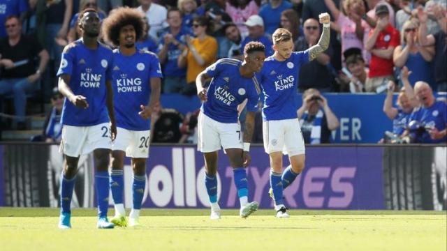 Leicester City - Tottenham (Özet)
