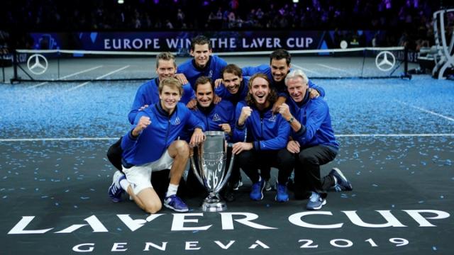 Laver Kupası üst üste 3. kez Avrupa Takımı'nın oldu