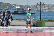 Sporun efsanevi isimleri ve İstanbul Haberinin Görseli