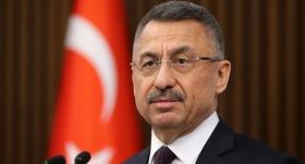 Cumhurbaşkanı Yardımcısı Oktay'dan A Milli Takım'a tebrik