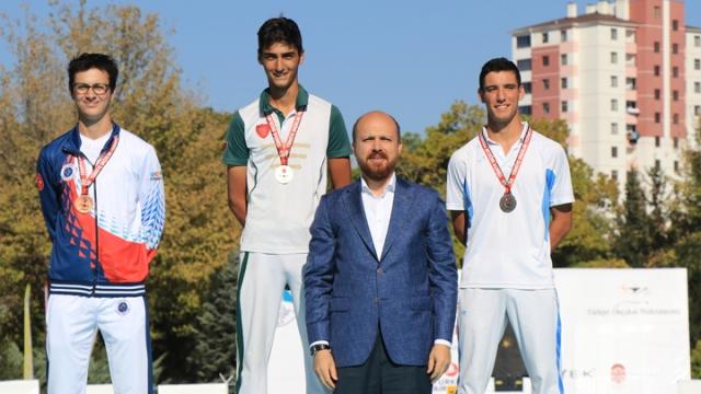 2019 Türkiye Okçuluk Kupası Kayseri'de yapıldı