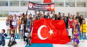Artistik Buz Pateni Atatürk Kupası sona erdi