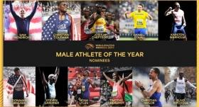 'Yılın erkek atleti' kim olacak?