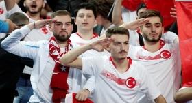 Stade de France'ta 30 bin Türk taraftar