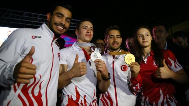 Şampiyonlar TRT SPOR'un sorularını yanıtladı