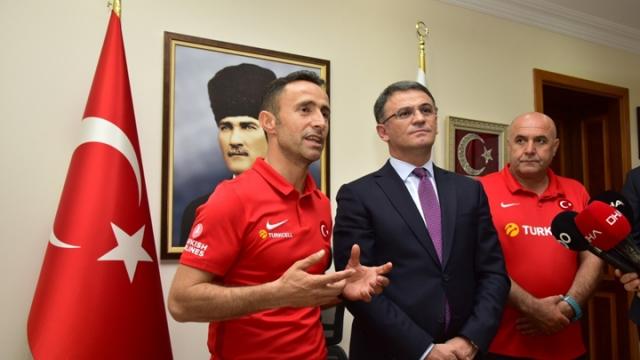 Osman Çakmak'tan milli birlik ve beraberlik vurgusu