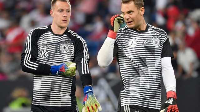 Almanya Milli Takımı'nda kaleci tartışması: Neuer mi, Ter Stegen mi?