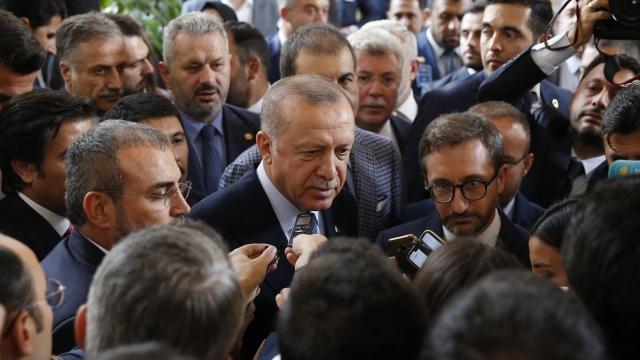 Cumhurbaşkanı Erdoğan soruşturmayı değerlendirdi