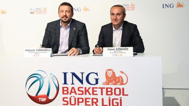 Basketbol Süper Ligi'ne yeni isim