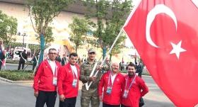 Dünya Askeri Olimpiyat Oyunları'nın açılış töreni yapıldı