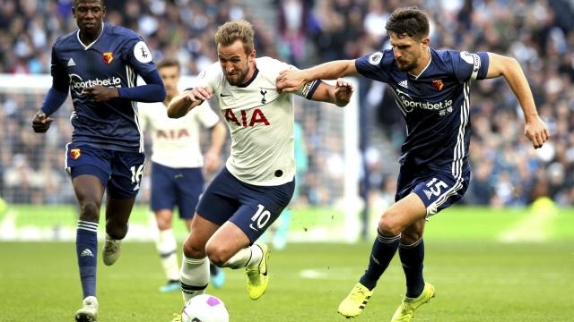 Tottenham - Watford (Özet)