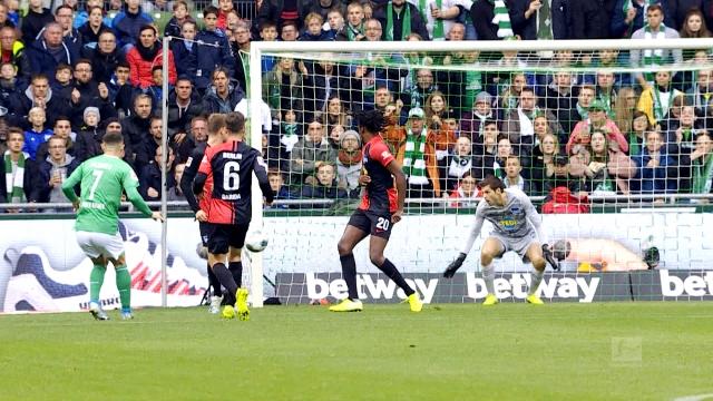 Werder Bremen - Hertha Berlin (Özet)