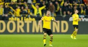 Dortmund, Mönchengladbach'ı Reus'la geçti
