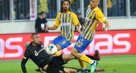 Beşiktaş'ta Burak Yılmaz şoku