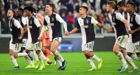 Juventus seriye bağladı