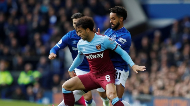 Everton - West Ham United (Özet)