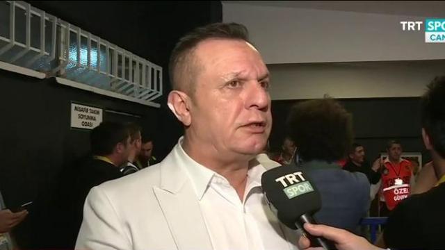 """""""Mustafa Yumlu'ya yapılan hareket penaltıydı"""""""