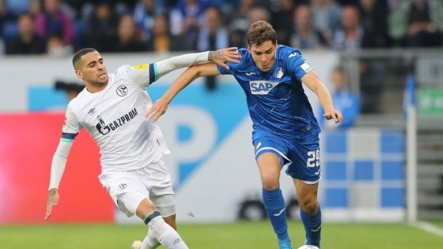 Hoffenheim - Schalke (Özet)