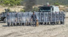 Katar polisi, Türkiye'de hazırlanıyor