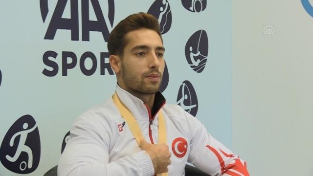 İbrahim Çolak'ın yeni hedefi Olimpiyat Oyunları