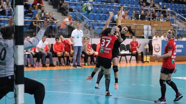 Kastamonu Belediyespor 3'te 3 yaptı