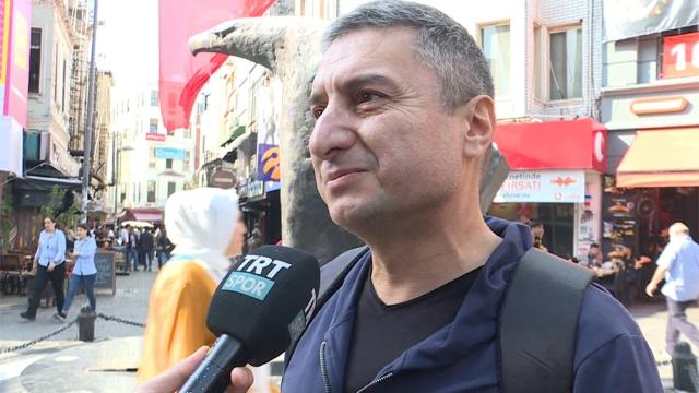 Taraftarların Ahmet Nur Çebi yorumu