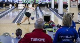 Ankara'da bovling heyecanı