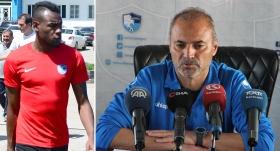 Erkan Sözeri: Rashad takıma ihanet etti