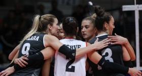 Beşiktaş Kadın Voleybol Takımı'nın maçı ertelendi