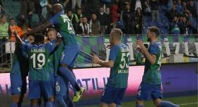 Çaykur Rizespor Kayserispor maçına odaklandı