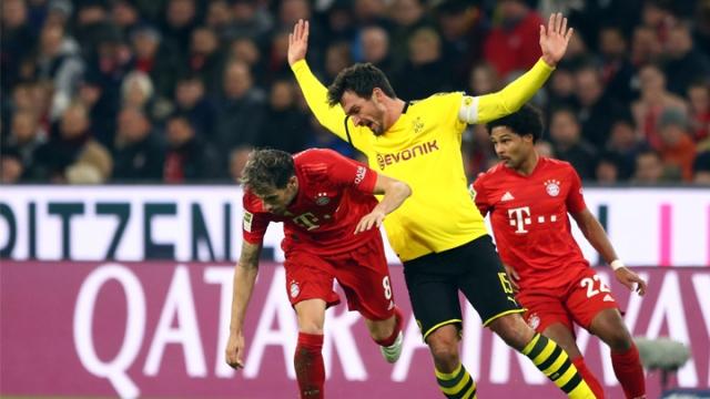 Bayern München - Borussia Dortmund (Özet)