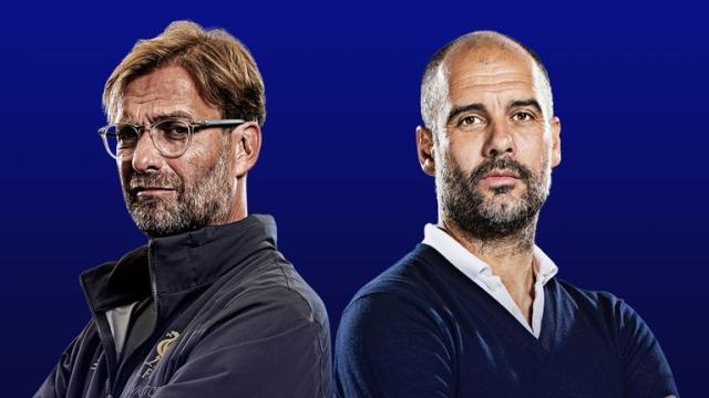İngiltere'de yeni derbi: Liverpool - Manchester City